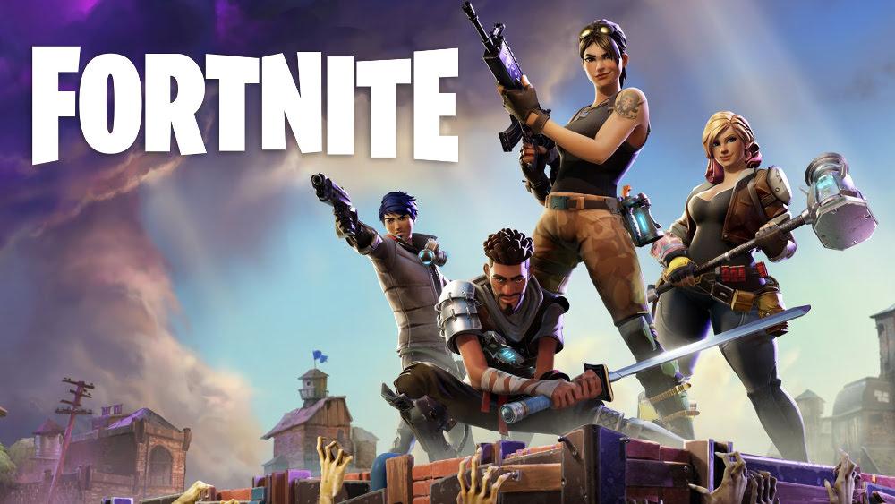 Epic Games、『Fortnite (フォートナイト)』のニンテンドースイッチ版開発に興味