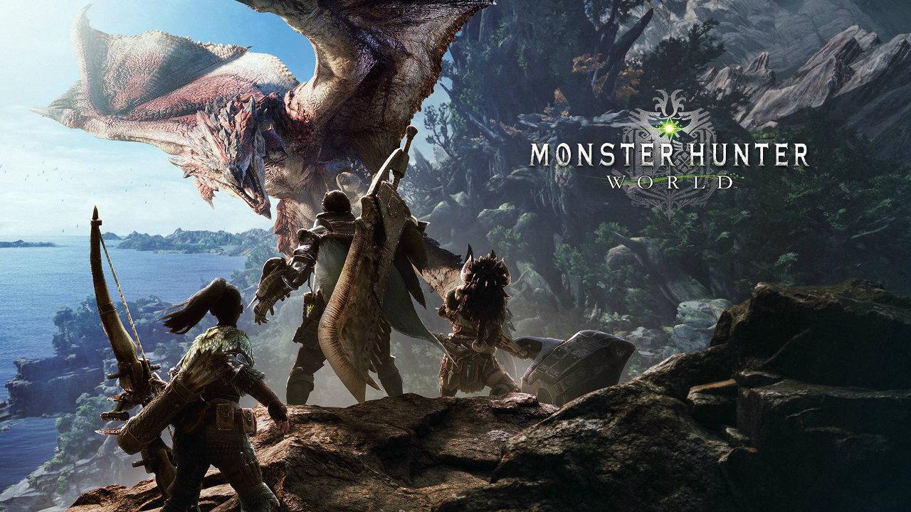 『モンスターハンター:ワールド』の国内初動は最初週末で135万本。発売3日間でPS4歴代最多セールスを達成