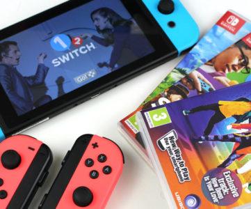 ニンテンドースイッチ、イタリアでも Wii を上回り発売10か月で史上最速売上