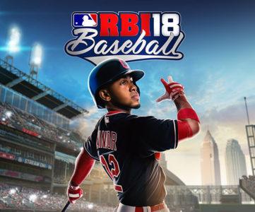 MLB 公認野球ゲーム『R.B.I. Baseball』、2018年版最新作も Nintendo Switch に対応へ
