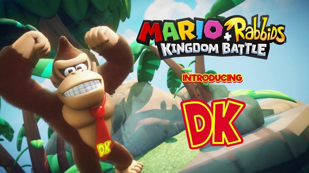 【マリラビ】『マリオ+ラビッツ キングダムバトル』DLC内容、追加武器やマップ、「ドンキーコング」参戦