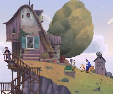 『Old Man's Journey (おじいちゃんの記憶を巡る旅)』が Nintendo Switch に対応、HD振動や2プレイヤーモードなどを搭載