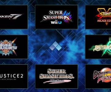 「EVO 2018」のメイン種目8タイトルが決定、『鉄拳7』や『スマブラ for Wii U』『スマデラ』『スト5 AE』『ドラゴンボール』など