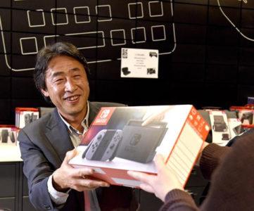 ニンテンドースイッチ、英国では70万台以上を販売し Wii U の累計以上に普及