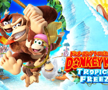 スイッチ版『ドンキーコング トロピカルフリーズ』、Wii U 版開発のレトロスタジオ自身が移植を担当