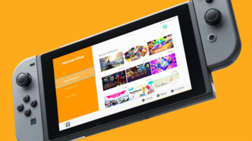Nintendo Switch ニンテンドーeショップ