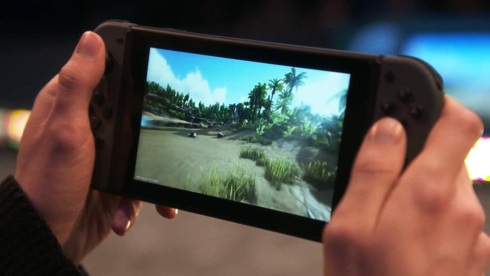 恐竜サバイバルアクション『ARK: Survival Evolved』がニンテンドースイッチに対応