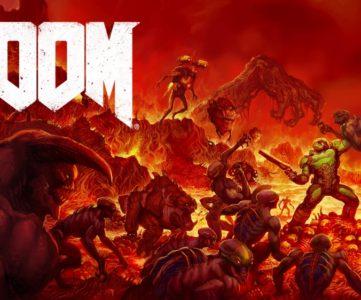 【比較】『DOOM (2016)』Nintendo Switch版の特徴や他機種版との違い