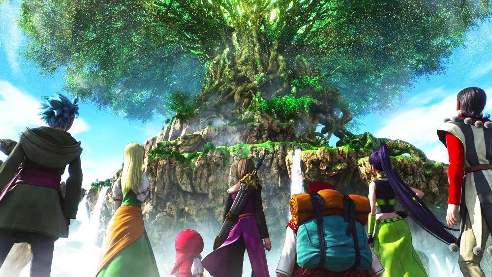 Nintendo Switchで遊べる『ドラゴンクエスト』シリーズまとめ、それぞれスイッチ版の特徴や変更点、新要素について