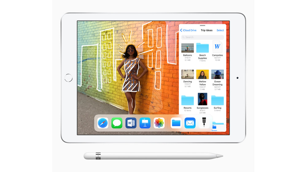iPad 第6世代と第5世代を比較:Apple Pencil 対応や A10 搭載でも価格据え置き