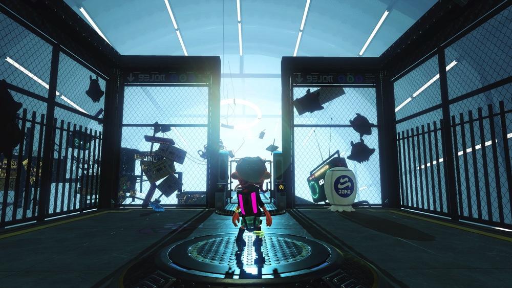 ゲームキューブやラジカセなど懐かしガジェットが浮かぶステージやヘルプ機能など、『スプラトゥーン2 オクト・エキスパンション』の新情報
