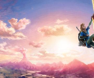 『ゼルダの伝説 ブレス オブ ザ ワイルド』が2017年最優秀ゲームに選出、SXSWゲームアワード