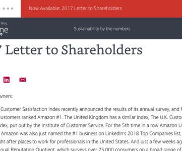 Amazonプライム会員登録者が世界1億人を突破、ベゾスCEOが初めて明かす