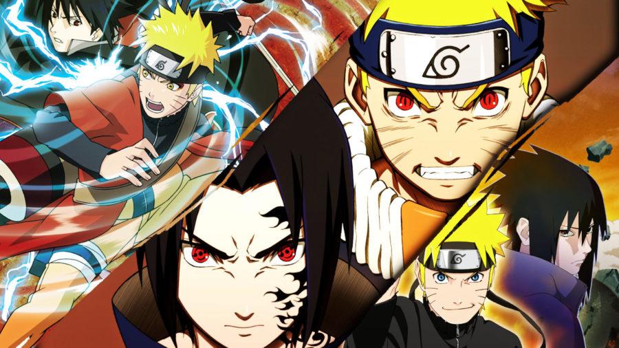 NARUTO-ナルト- 疾風伝 ナルティメットストームトリロジー NARUTO SHIPPUDEN: Ultimate Ninja STORM Trilogy