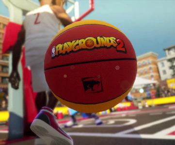 2on2バスケ『NBA Playgrounds』が『NBA 2K』シリーズに合流、『NBA 2K プレイグラウンド2』として発売へ