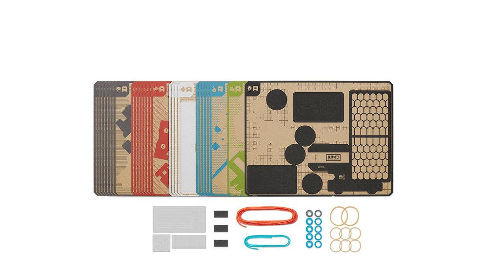 『Nintendo Labo (ニンテンドーラボ)』のダンボールキットや付属品を再購入する方法
