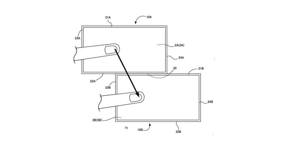 任天堂、複数のタッチスクリーンを組み合わせて相互通信できるゲームシステムを特許申請