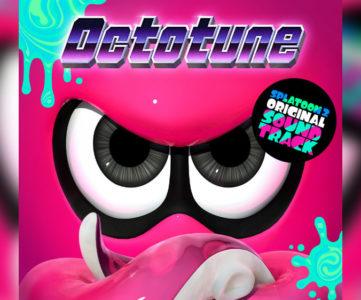 【スプラトゥーン2】サントラ第2弾「Octotune」収録内容、DLC「オクト・エキスパンション」の追加楽曲などCD2枚組