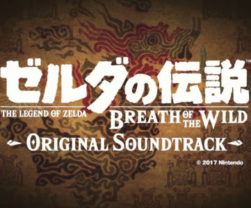 【BOTW】遂に発売、『ゼルダの伝説 ブレス オブ ザ ワイルド オリジナルサウンドトラック』の楽曲紹介映像