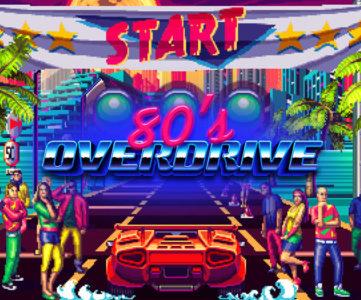 『80's OVERDRIVE』の無料体験版が配信開始