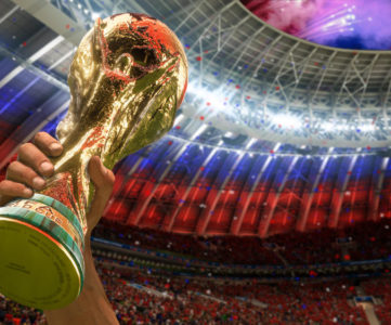 『FIFA 18』にロシアW杯を追加する無料アップデート、出場32か国のチームや選手、ユニフォーム、公式試合球、12会場