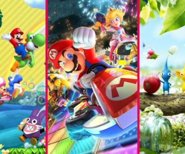 Nintendo Switchで遊べる任天堂の名作Wii U/Wiiソフト移植/リマスター