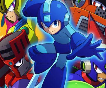 『ロックマン11』は10月に発売決定、新作『amiibo』も登場