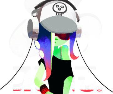 スプラトゥーン2:「オクト」登場キャラクター、イイダとの関係も気になる「DJ Dedf1sh (デッドフィッシュ)」