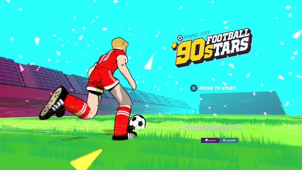 『実況サッカー』などから影響を受けたレトロな90年代風アーケードスタイル『'90s Football Stars』がスイッチなどで発売へ