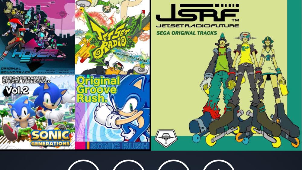 『JSR / JSRF』『ソニックラッシュ』『オーリーキング』など、Amazon Prime Music で聴ける長沼サウンド