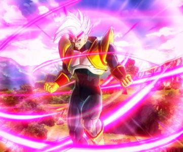 『ドラゴンボール ゼノバース2』エクストラパック第3弾で「スーパーベビー2」が登場