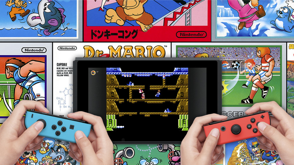 任天堂、Nintendo Switch Onlineをバーチャルコンソールの後継サービスと捉えている