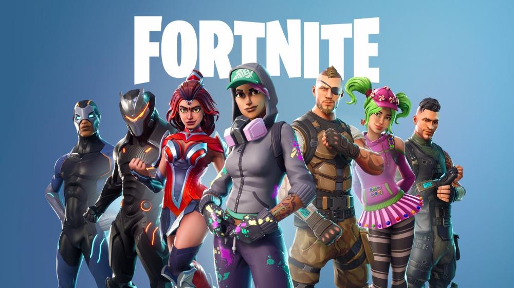米任天堂、Switch版『Fortnite』が初日で200万ダウンロードを突破したことを報告