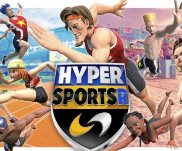 あの『ハイパースポーツ』最新作が Nintendo Switch 向けに発売へ