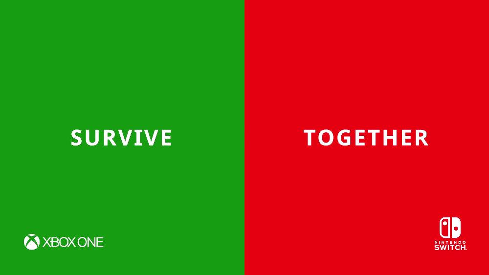 任天堂とマイクロソフト、ハードメーカーの垣根を超えてつながる『マインクラフト』のクロスプレイトレーラー
