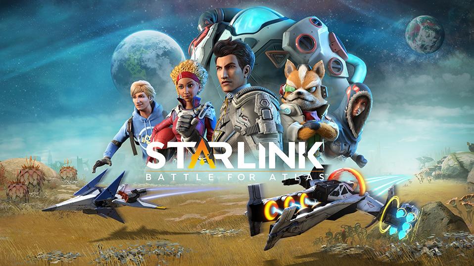 スイッチ版『Starlink: Battle for Atlas』は、Ubisoft と Virtuos との共同開発