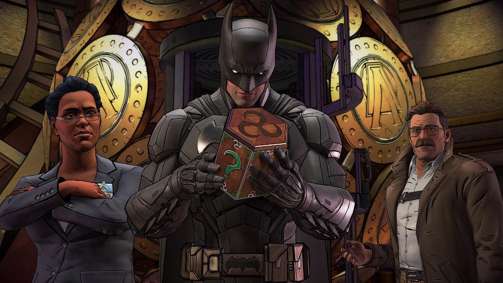 『Batman: The Enemy Within』が Nintendo Switch にも対応か、各国レイティング審査を通過