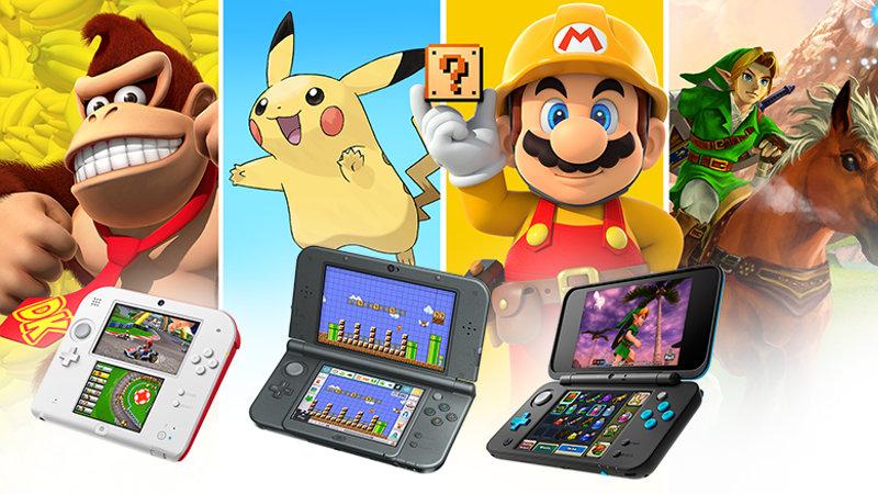 任天堂、3DSビジネスはまだ終わりではない「2020年にかけてもサポート」