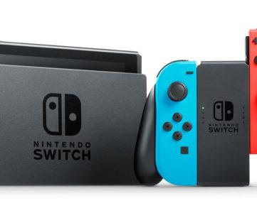 UK市場でNintendo Switchが加速、ブラックフライデー週以降の売上は前年比50%増