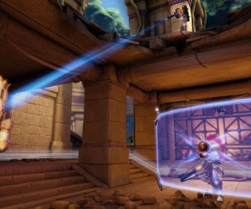 スイッチ版『Paladins』の基本プレイ無料版がリリース、ファンタジーな世界観で戦うヒーローシューター