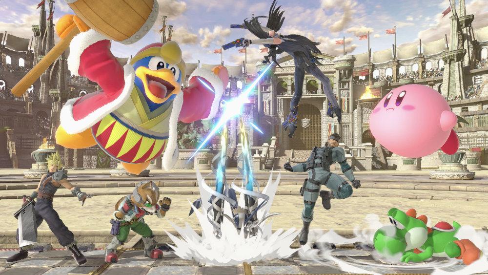 大乱闘スマッシュブラザーズ SPECIAL (Super Smash Bros. Ultimate) - SS