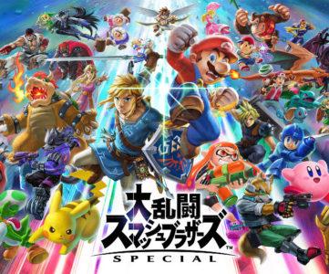 米GameStop、E3後にスイッチ販売が2倍に増加。『スマブラ スペシャル』は予約ランキング1位