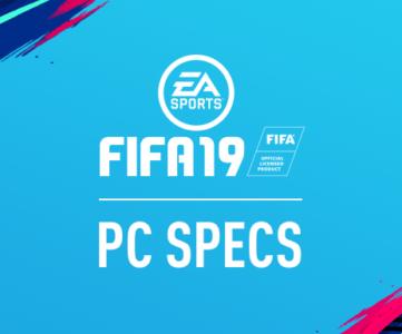 PC版『FIFA 19』の必要・推奨スペック 動作環境