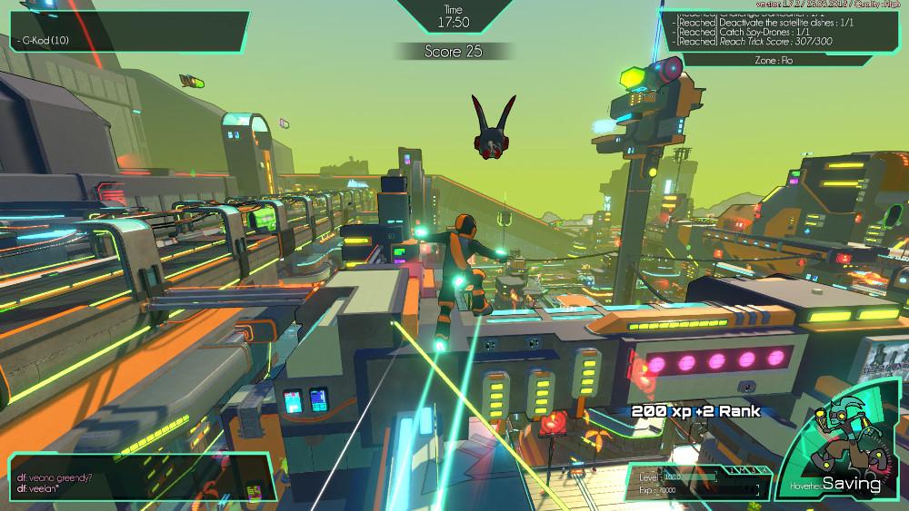 『JSR』フォロワー『Hover : Revolt Of Gamers』コンソール版が順次リリース、Nintendo Switch版は9月20日に。クロスプレイ対応も