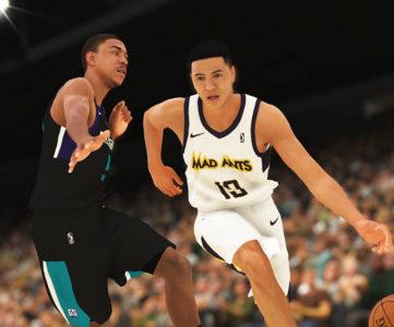 「MyCAREER」冒頭を遊べる『NBA 2K19 Prelude (体験版)』が配信開始