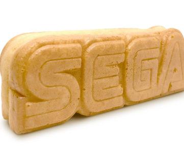 セガを美味しくいただきます、SEGAブランドロゴが焼き菓子『セガロゴ焼き』として期間限定販売。小倉あんとプレミアムクリーム