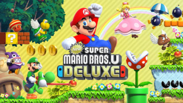 New Super Mario Bros. U Deluxe (Newスーパーマリオブラザーズ U デラックス)