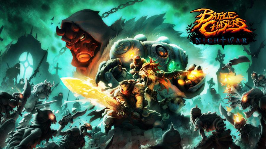 Battle Chasers: Nightwar (バトルチェイサーズ ナイトウォー)
