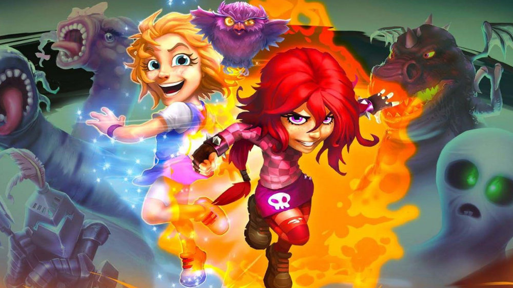 2つの世界を切り替えながら進むアクション『Giana Sisters: Twisted Dreams』がDLCや追加要素を収録しNintendo Switchで発売へ