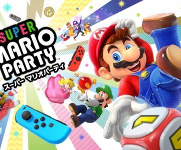 マリパのシーズン到来、『スーパー マリオパーティ』の新しいTVCMが公開に。すぐに4人で遊べるJoy-Con同梱版も発売